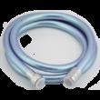 Bath Duck Zuhanycső - Pvc - 150cm - Kék + Ajándék Zuhanyfej