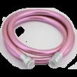 Bath Duck Zuhanycső - Pvc - 150cm - Pink + Ajándék Zuhanyfej