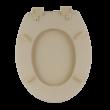 Bath Duck Wc-Ülőke - Mdf Színes - Műanyag Zsanérokkal - 2b Bézs