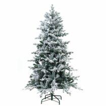 MyLike Havas Műfenyő - 210cm - 1200 ág + Ajándék Fém Fenyőtalp (Snow)
