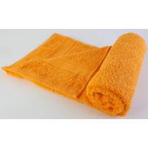 Magic Home Színes Törölköző 70x130cm - Narancssárga