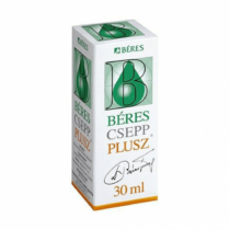 Béres Csepp Plusz 30ml