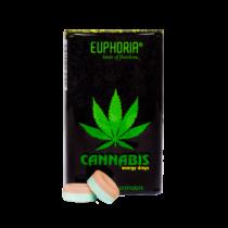 Euphoria Cannabis Energy Drops 25g (Cukorka)
