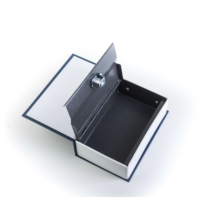 G21 Könyvszéf 180x115x55mm, Kék (6392209)