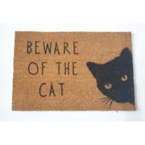 Black Cat' Lábtörlő 60x40cm - 02