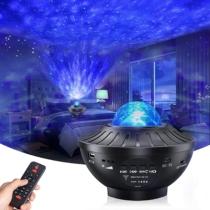 AIRIVO Ocean Wave Nebula Galaxy Hálószoba / Party projektor