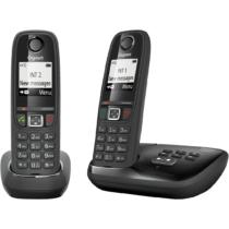 Gigaset AS405A Duo Halózati Telefon Szett  2db Készülékkel