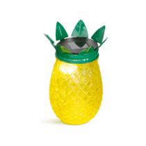 Garden of Eden LED-es szolár lámpa - ananász - 170 x Ø90 mm