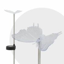 Garten Welt RGB LED-es szolár lámpa