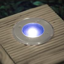Garden of Eden LED-es süllyeszthető, lépésálló szolár lámpa