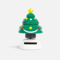 Family Christmas Szolár dekoráció