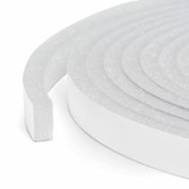 Delight Öntapadós ajtó- ablakszigetelő habszalag - 6 m - fehér 10 mm