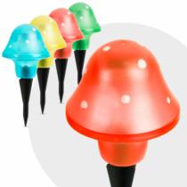 Garden of Eden LED-es szolár gombalámpa