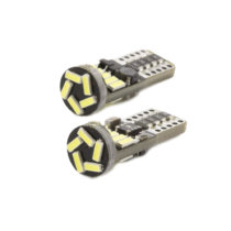 Carguard Autós LED - CAN127 - T10 (W5W) - 150 lm - can-bus - SMD 3W - 2 db / bliszter