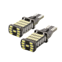 Carguard Autós LED - CAN131 - T10 (W5W) - 450 lm - can-bus - SMD - 5W - 2 db / bliszter