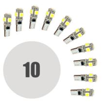 Carguard LED izzó