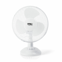 Top Ten Asztali ventilátor - 27 cm - fehér