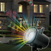 Phenom LED-es partyfény