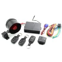 Carguard Távirányítós autó-riasztórendszer központizár-vezérlő szettel