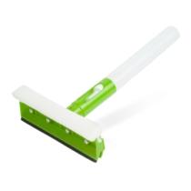 MNC Ablaktisztító szivacs - tartállyal és vízlehúzó gumival