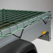 MNC Rakományrögzítő háló táskában - 210 x 125 cm