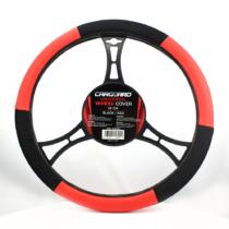 Carguard Kormányvédő - 38 cm - HVA003 - Piros / Fekete