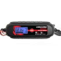 Carguard Automata akkumulátor töltő - 230 V - 4 A