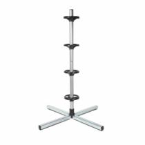 MNC Keréktartó állvány - max 70 kg, 75 x 75 x 102 cm