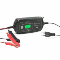 MNC Autós akkumulátor töltő - 230 V - 2 A / 4 A - automata