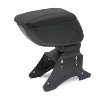 MNC Univerzális autós könyöklő tárolórekesszel - fekete
