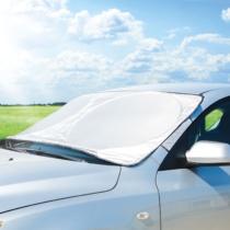 MNC Autós téli-nyári szélvédőtakaró / jegesedésgátló - 150 x 70 cm