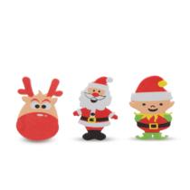 Family Christmas Karácsonyi habmatrica