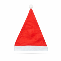 Family Christmas Mikulás sapka - filc - piros / fehér