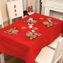 Family Christmas Tányér és poháralátét - mézeskalács - 8 db / csomag