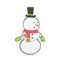 Family Christmas Karácsonyi kreatív habmatrica