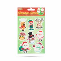 Family Christmas Karácsonyi matrica szett - 3 féle