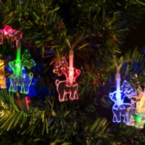 Family Christmas Fényfüzér -LED- Rénszarvas
