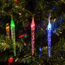 Family Christmas Fényfüzér - LED - Jégcsap