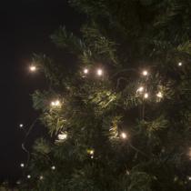 Family Christmas Fényfüzér - 200 db LED - 10 m - melegfehér - hálózati