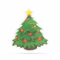 Family Christmas Karácsonyi RGB LED dekor - öntapadós - fenyőfa