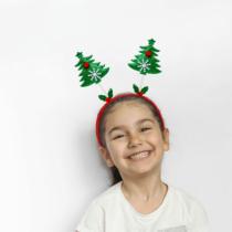 Family Christmas Karácsonyi hajráf - mikulás, karácsonyfa, rénszarvas