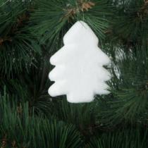 Family Christmas Hungarocell dekor - fenyőfa - 3 db / csomag
