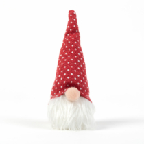 Family Christmas Karácsonyi skandináv manó - LED-del - 4 féle - 20 cm