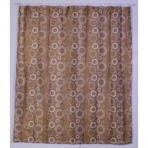 Bath Duck Zuhanyfüggöny - Textil - 180 X 200cm - 3 - Barna