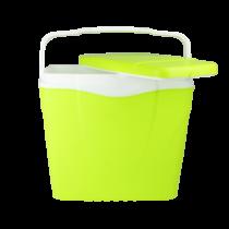 Hűtőtáska Neon Zöld 25L
