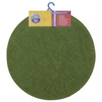 Bath Duck Fürdőszobai Szőnyeg - Zsenilia - 60cm - Zöld