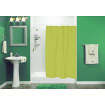 Bath Duck Zuhanyfüggöny - Peva - 180 X 200cm - Zöld