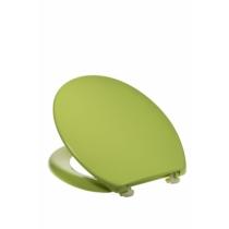 Bath Duck Wc-Ülőke - Duroplaszt - Műanyag Zsanérokkal - Lime
