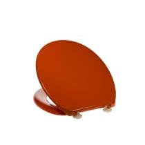 Bath Duck Wc-Ülőke - Duroplaszt - Műanyag Zsanérokkal - Narancssárga
