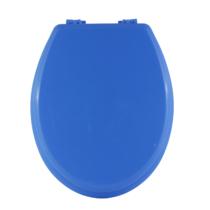 Bath Duck Wc-Ülőke - Mdf Színes - Műanyag Zsanérokkal - 1b Kék